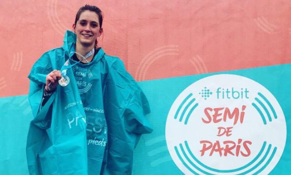 Fitbit Semi de Paris 2017 Mathildedrg