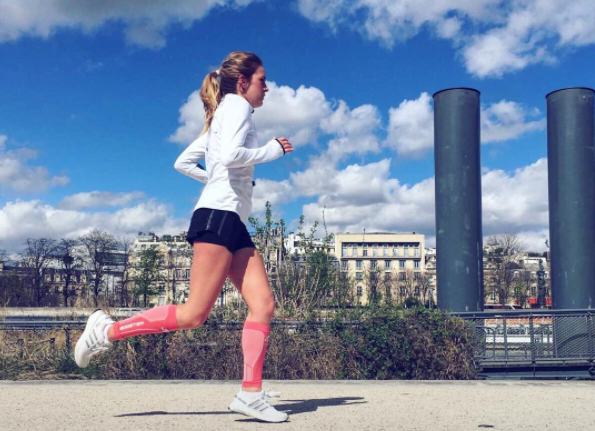 Marathon de Paris Mathildedrg
